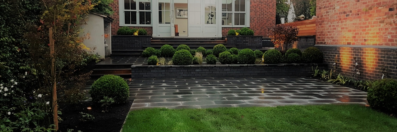 Garden Design And Landscaping Altrincham