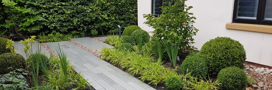 This Small Overlooked Garden Was Transformed By Garden Ninja Into A Private Retreat Full Small Backyard Landscaping North Facing Garden Low Maintenance Garden